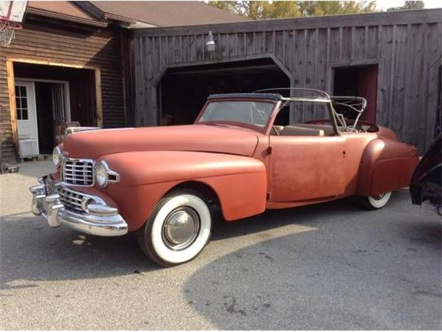 Picture of '48 Continental - O5EK