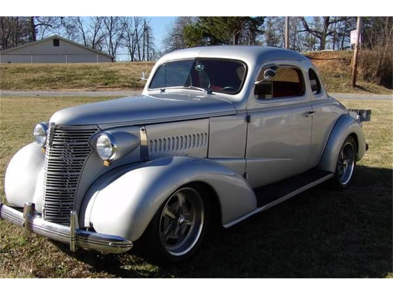 For Sale: 1938 Chevrolet Coupe in Cadillac, Michigan