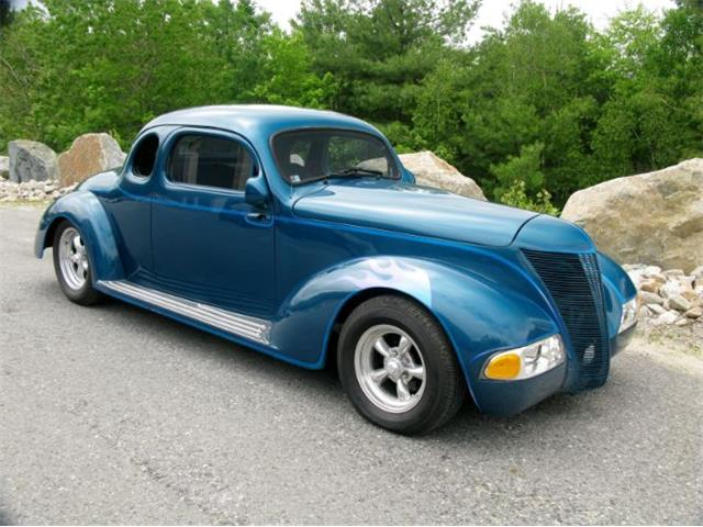 Picture of '38 2-Dr Coupe - O5FW