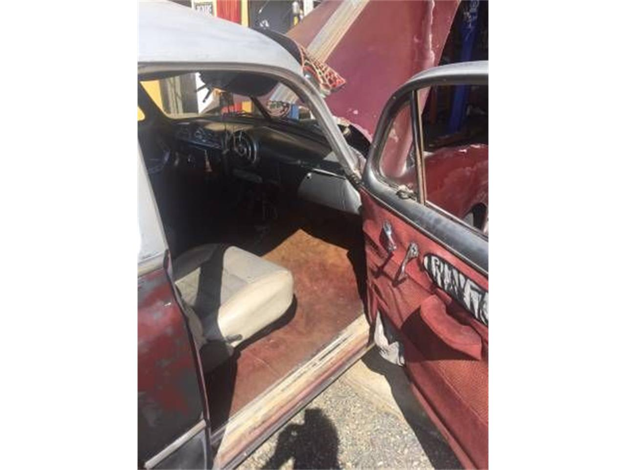Large Picture of Classic 1950 Hearse - O5FY