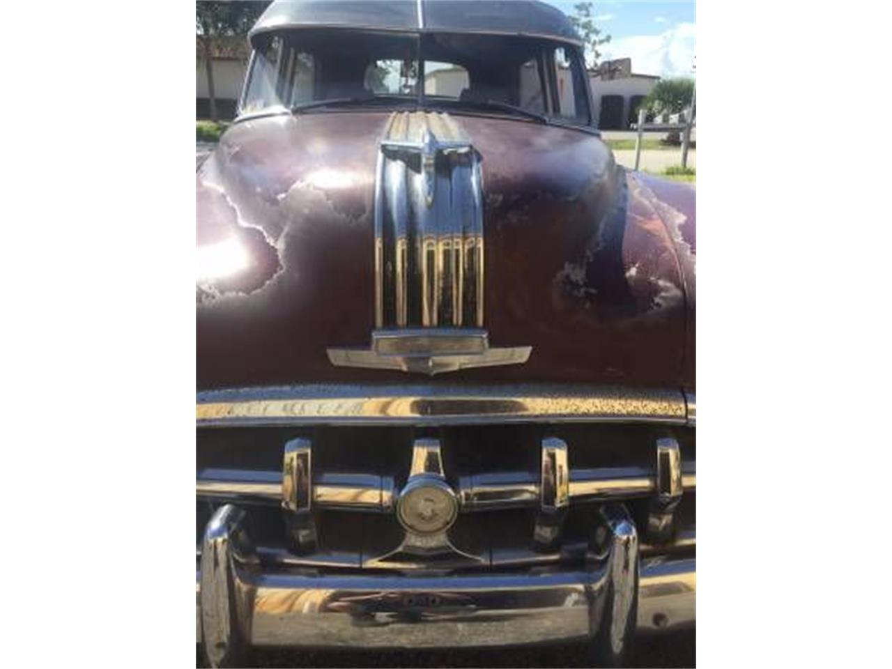 Large Picture of '50 Pontiac Hearse located in Michigan - $12,495.00 Offered by Classic Car Deals - O5FY