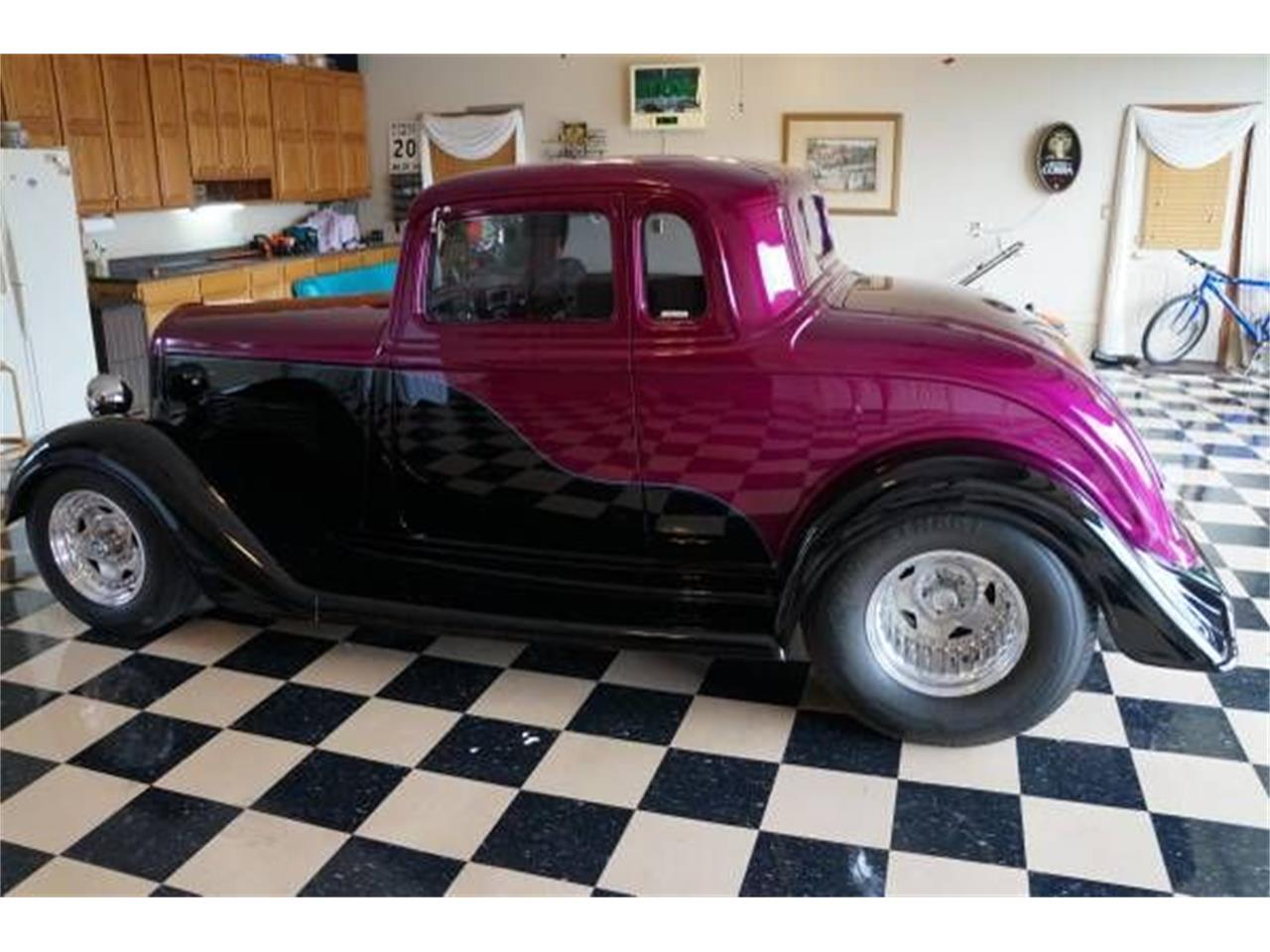 Large Picture of '34 Plymouth Street Rod located in Cadillac Michigan - $51,995.00 - O5GB