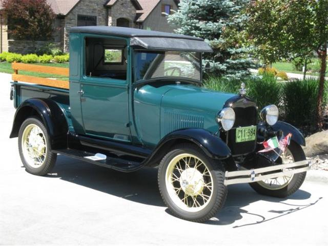 Picture of '29 Model A - O5H3