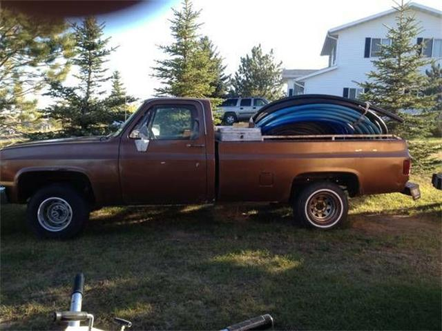 Picture of '81 Pickup - O5HT