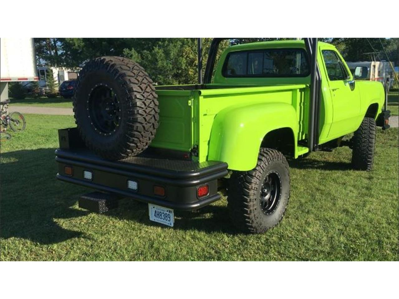 Large Picture of '78 Power Wagon - O5HZ