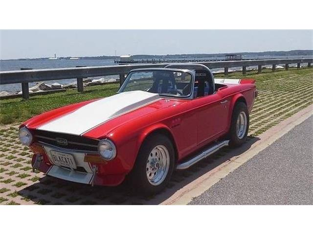 Picture of '71 TR6 - O5I3