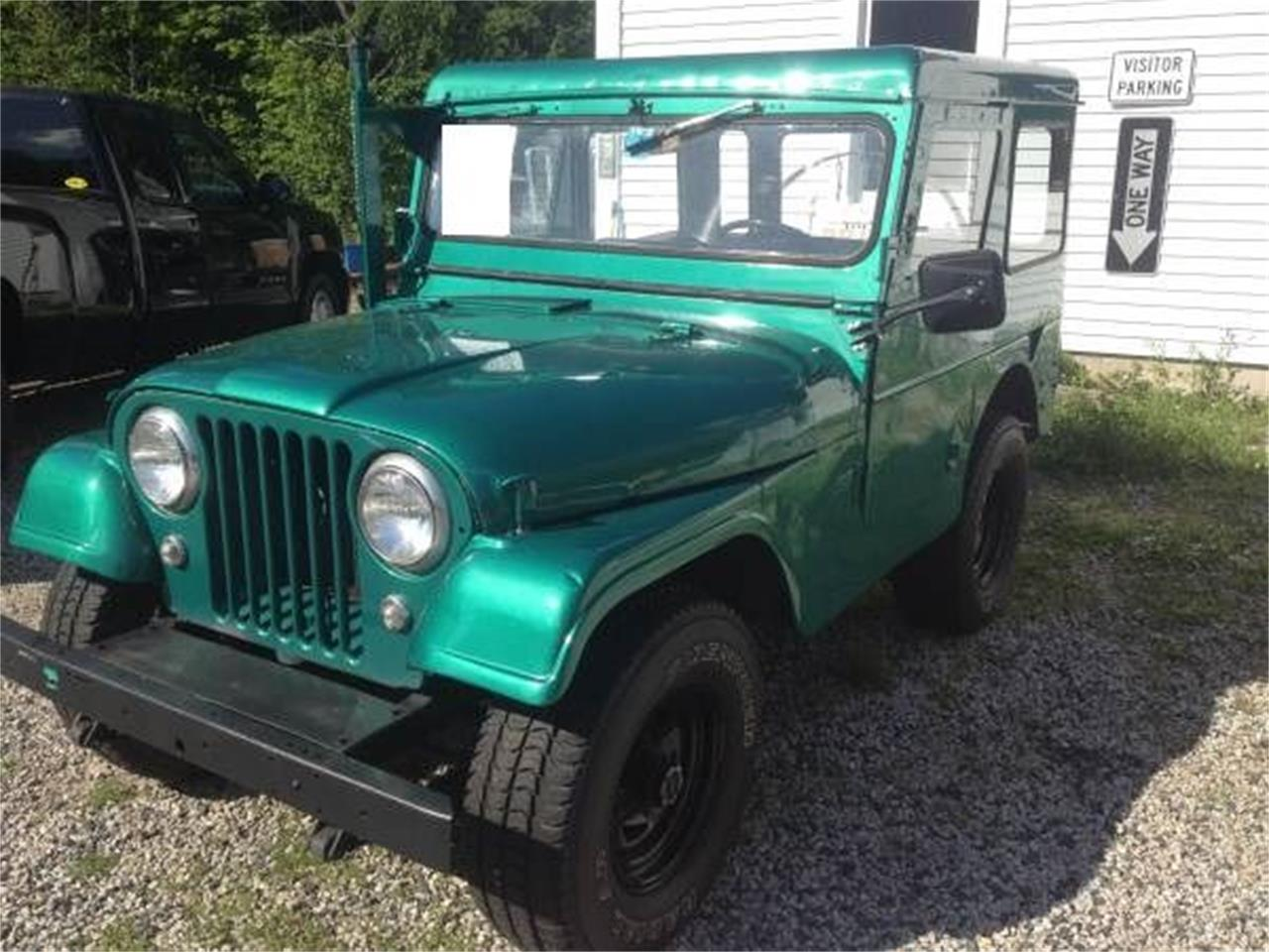 Large Picture of '62 CJ7 located in Michigan - $9,995.00 Offered by Classic Car Deals - O0Q8