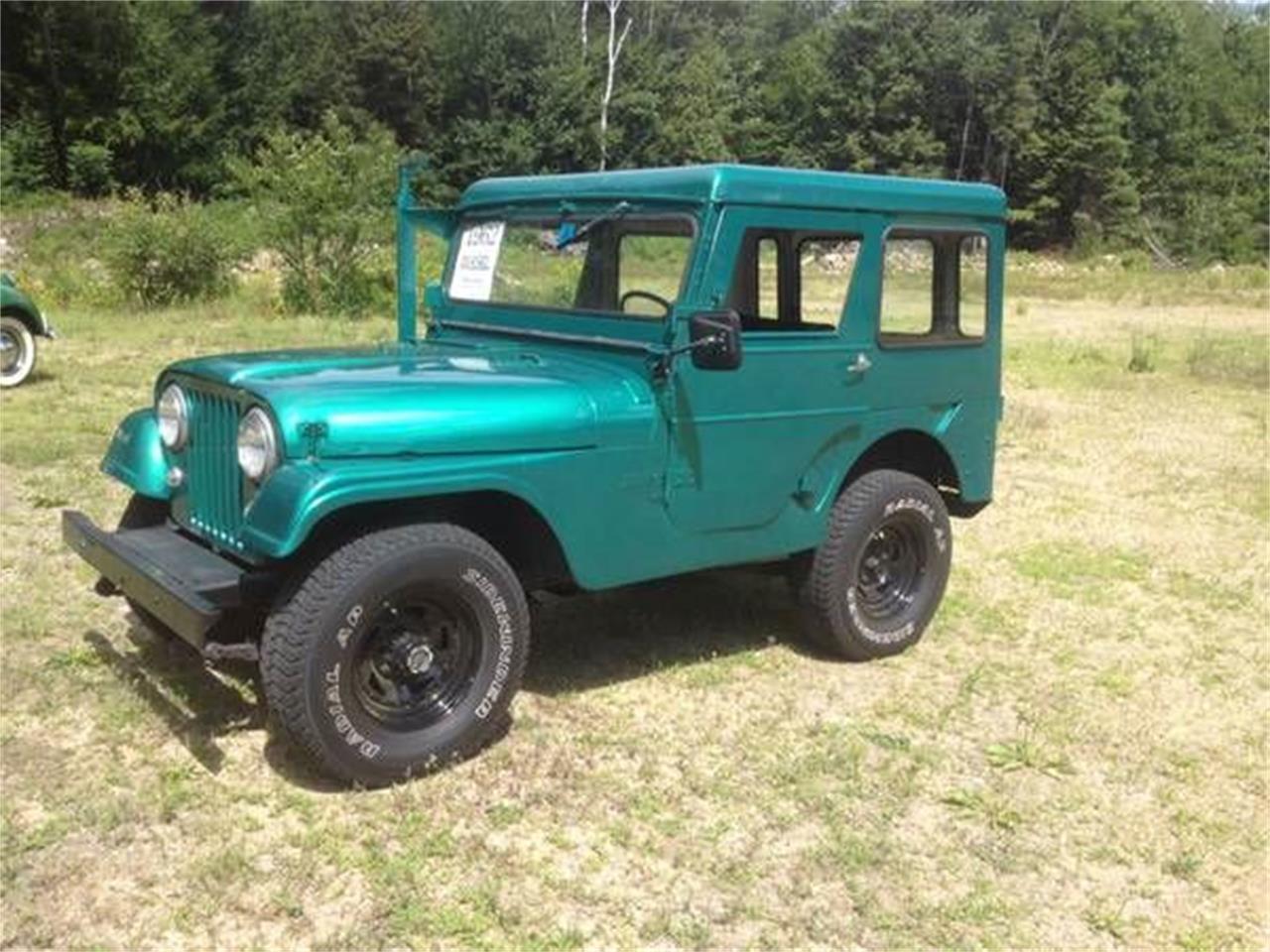 Large Picture of Classic '62 Jeep CJ7 located in Michigan - $9,995.00 - O0Q8