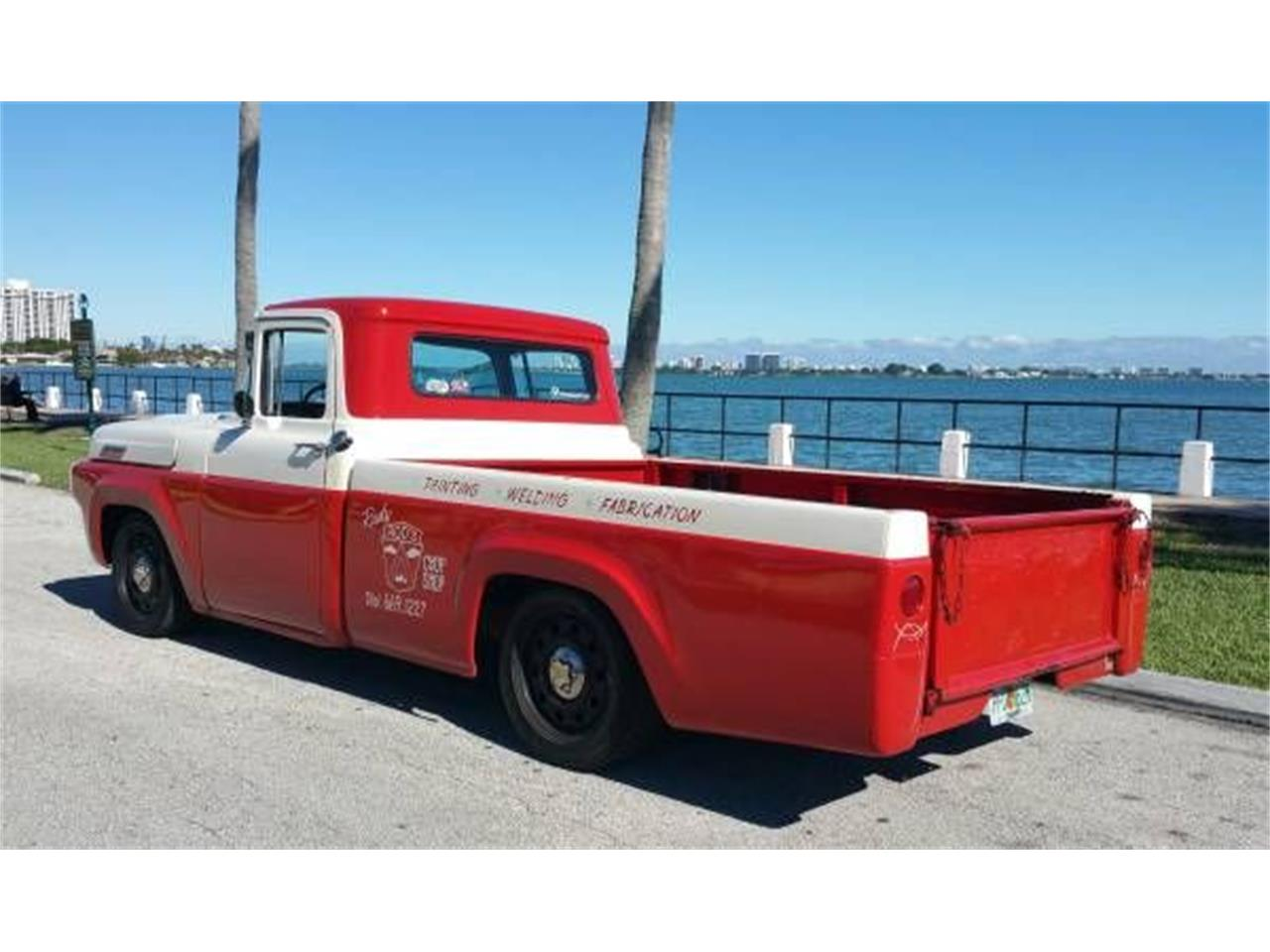 Large Picture of '57 F100 - O5IA
