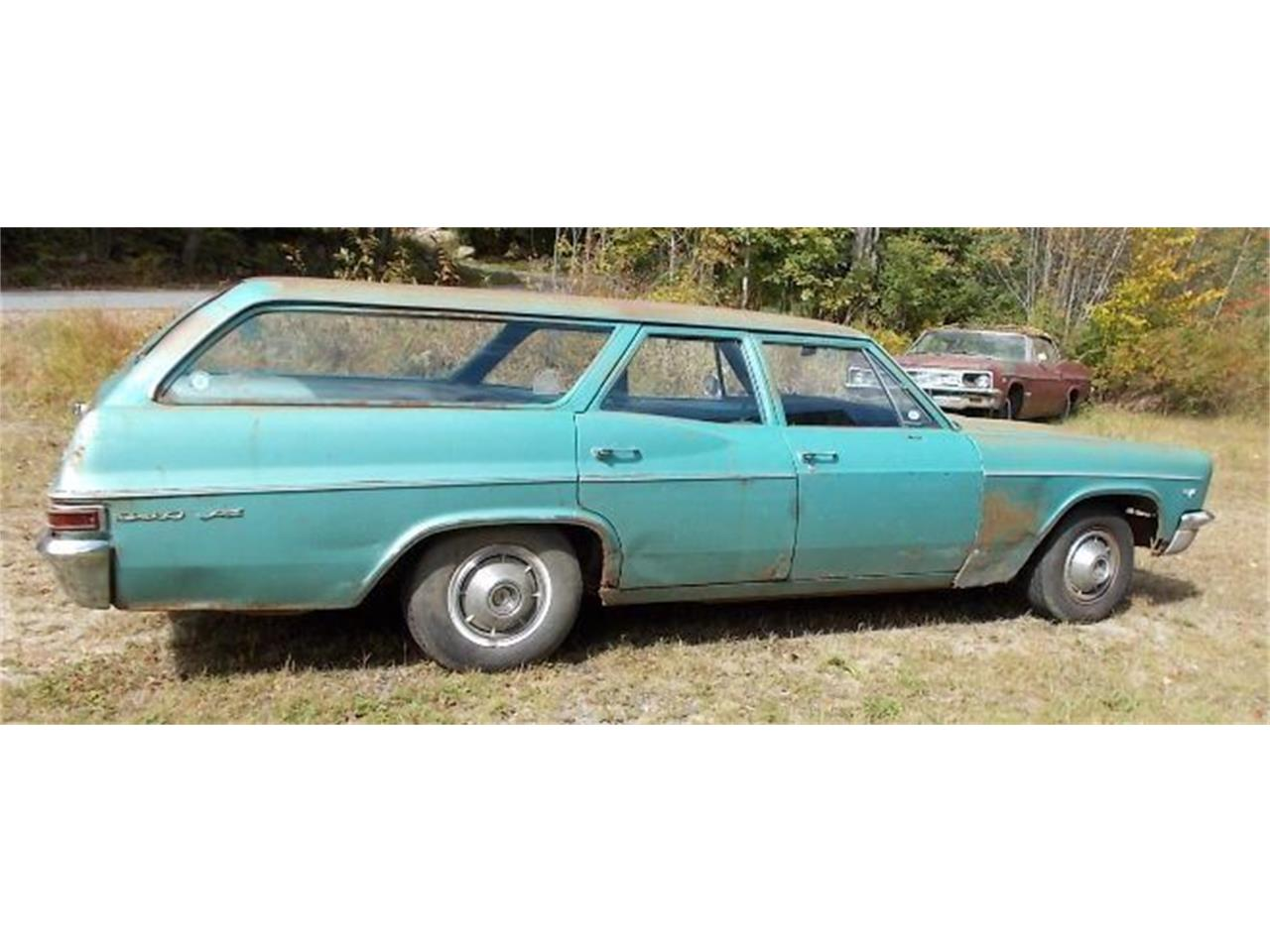 1966 Chevrolet Bel Air For Sale Cc 1126913 Chevy Large Picture Of 66 O5j5