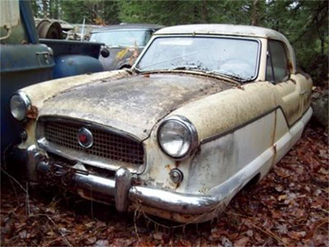 Picture of Classic '61 Nash Metropolitan - O5J8