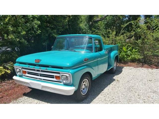 1961 to 1963 ford f100 for sale on. Black Bedroom Furniture Sets. Home Design Ideas