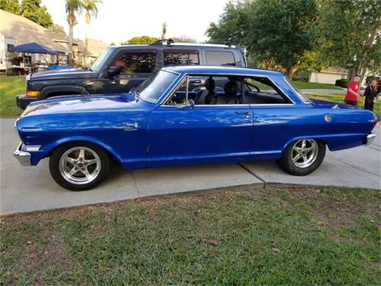 For Sale: 1967 Chevrolet Nova in Cadillac, Michigan