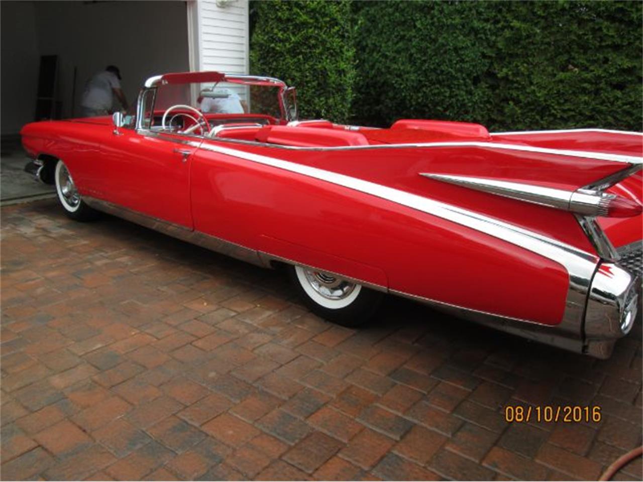 1959 Cadillac Eldorado For Sale Classiccars Com Cc 1126985