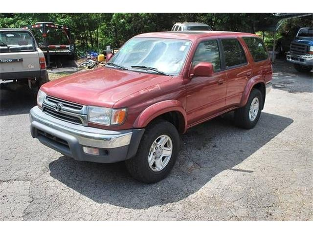 Picture of '02 4Runner - O5LF