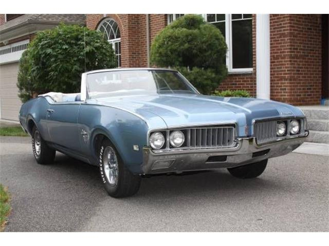 Picture of '69 Cutlass - O5LG
