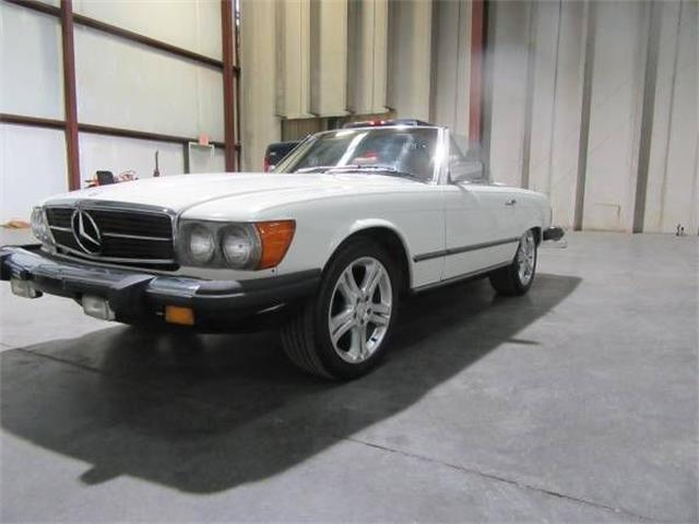 Picture of '83 380SL - O5LK