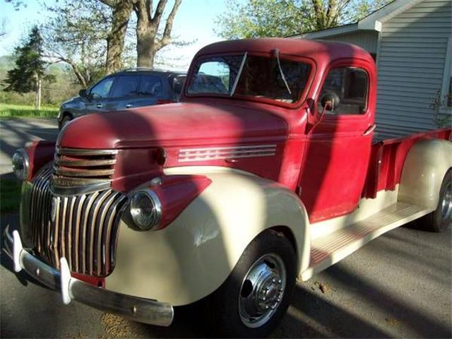 Picture of '46 Pickup - O5M2