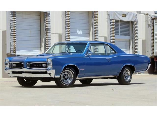 Picture of '66 GTO - O5NB