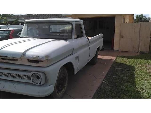 Picture of '66 C/K 20 - O5OA