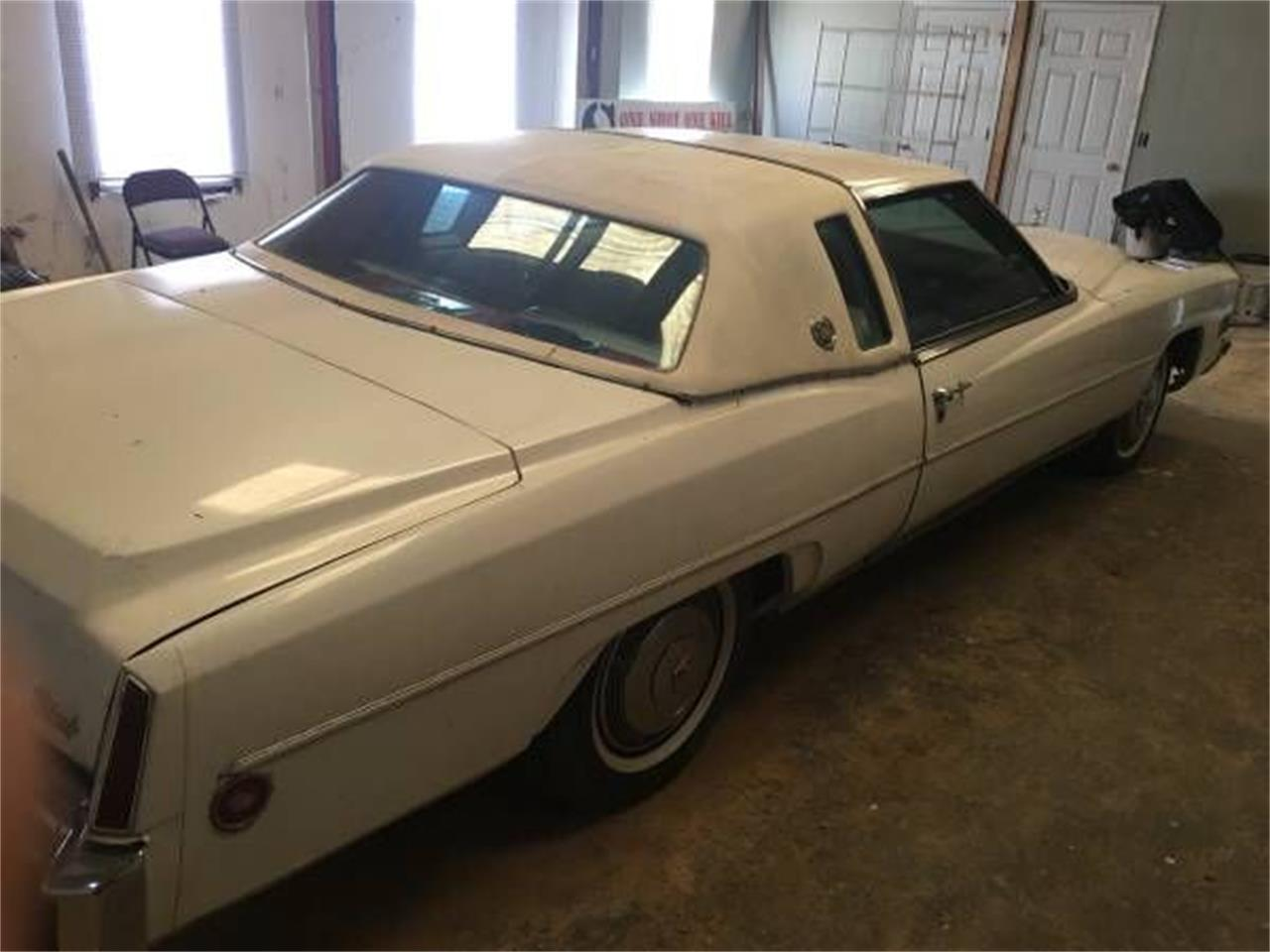 Large Picture of Classic '73 Eldorado located in Michigan Offered by Classic Car Deals - O5P6