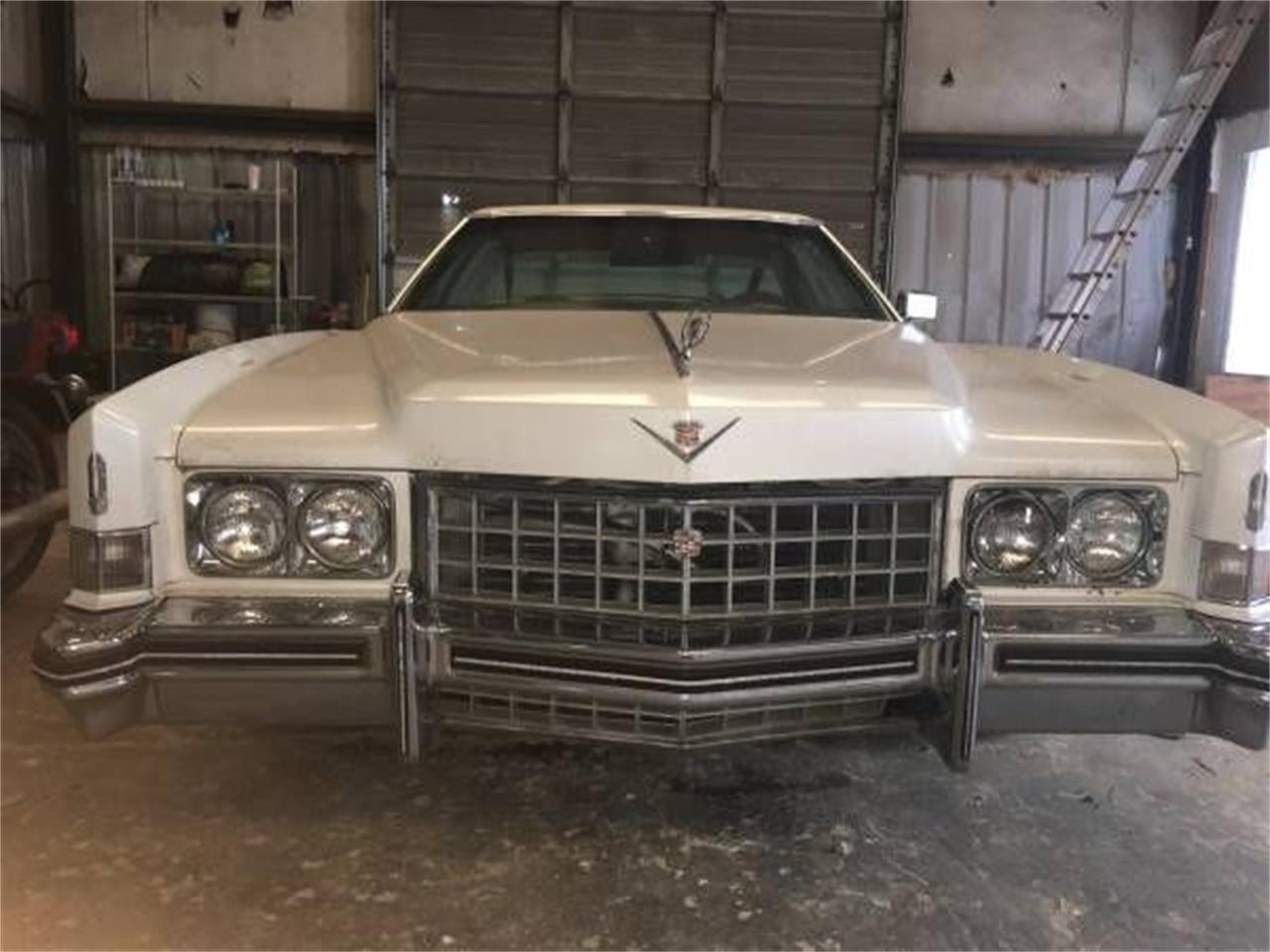 Large Picture of Classic 1973 Cadillac Eldorado located in Michigan Offered by Classic Car Deals - O5P6