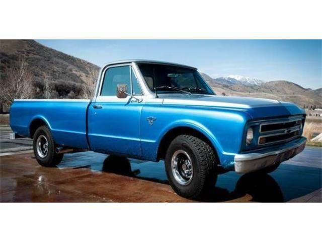 Picture of '67 C10 - O5PB
