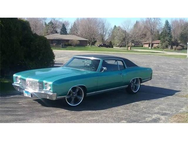 Picture of Classic '70 Chevrolet Monte Carlo located in Michigan - $15,995.00 Offered by  - O5PX