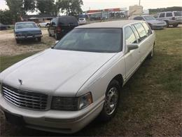 Picture Of 99 Cadillac Limousine Located In Michigan