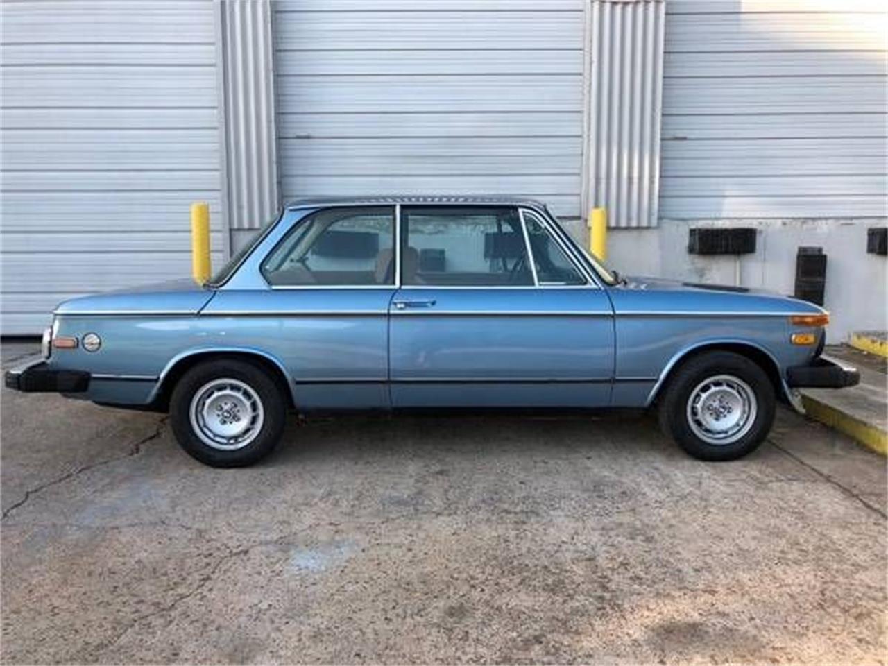 1975 Bmw 2002 For Sale Classiccarscom Cc 1127193