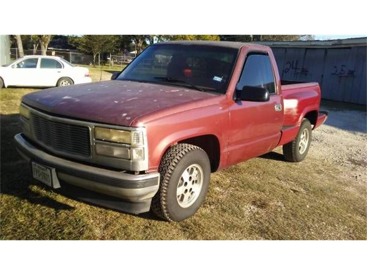 1988 gmc sierra for sale classiccars com cc 1127195 GMC Sierra 1500 16 Wheeles large picture of \u002788 sierra o5qz