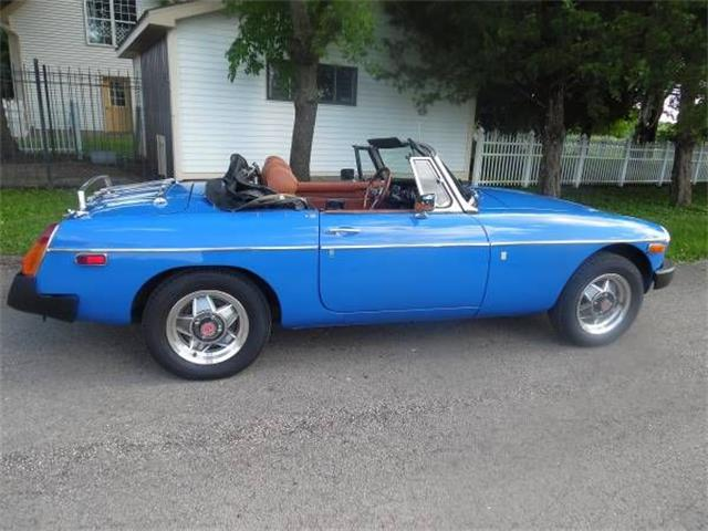 Picture of '76 MGB - O5RD