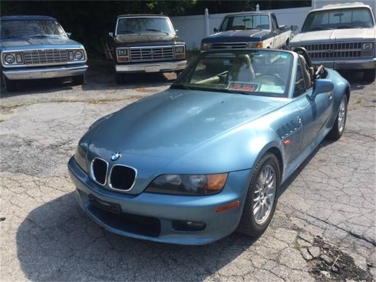 1999 Bmw Z3 For Sale Classiccars Com Cc 1127218