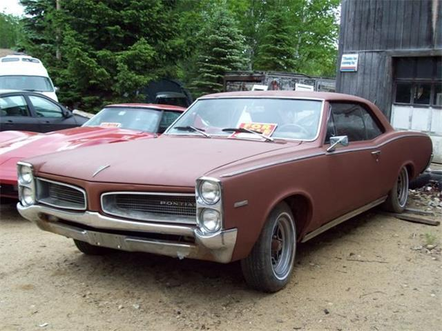 Picture of 1966 Pontiac Tempest located in Cadillac Michigan - $6,895.00 - O0R7