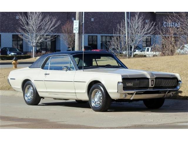 Picture of '67 Cougar - O5S2