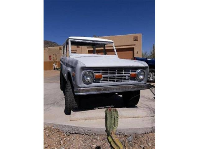 Picture of '72 Bronco - O5SG