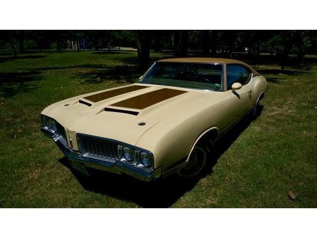 Picture of '70 Cutlass - O5SI