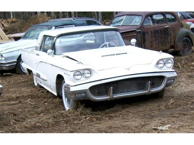 Picture of '58 Thunderbird - O0RA