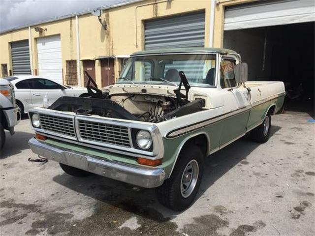 Picture of '70 F100 - O5T8