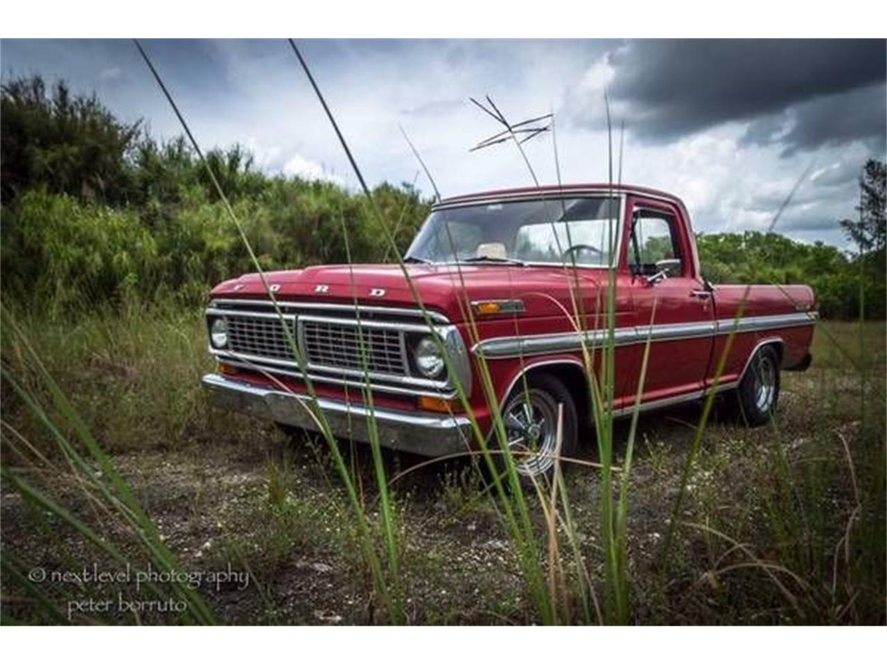 1970 Ford F100 For Sale Cc 1127277 Truck Large Picture Of 70 O5t9