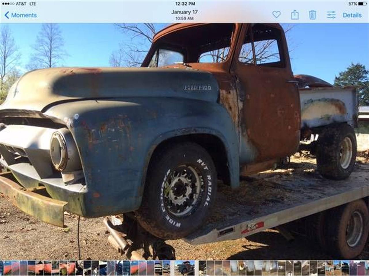 1954 Ford F100 For Sale Cc 1127290 Long Bed Large Picture Of 54 O5tm