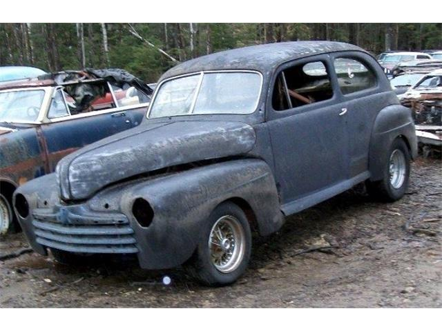 1946 Ford Street Rod