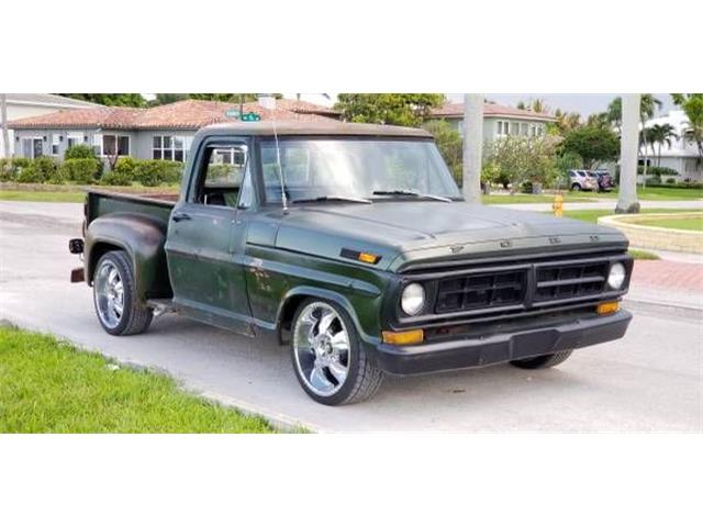 Picture of '71 F100 - O5UH