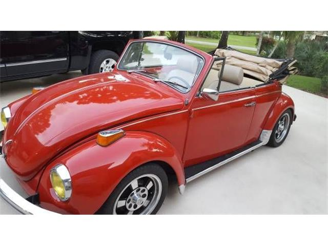 Picture of '72 Volkswagen Super Beetle located in Michigan Offered by  - O5V8