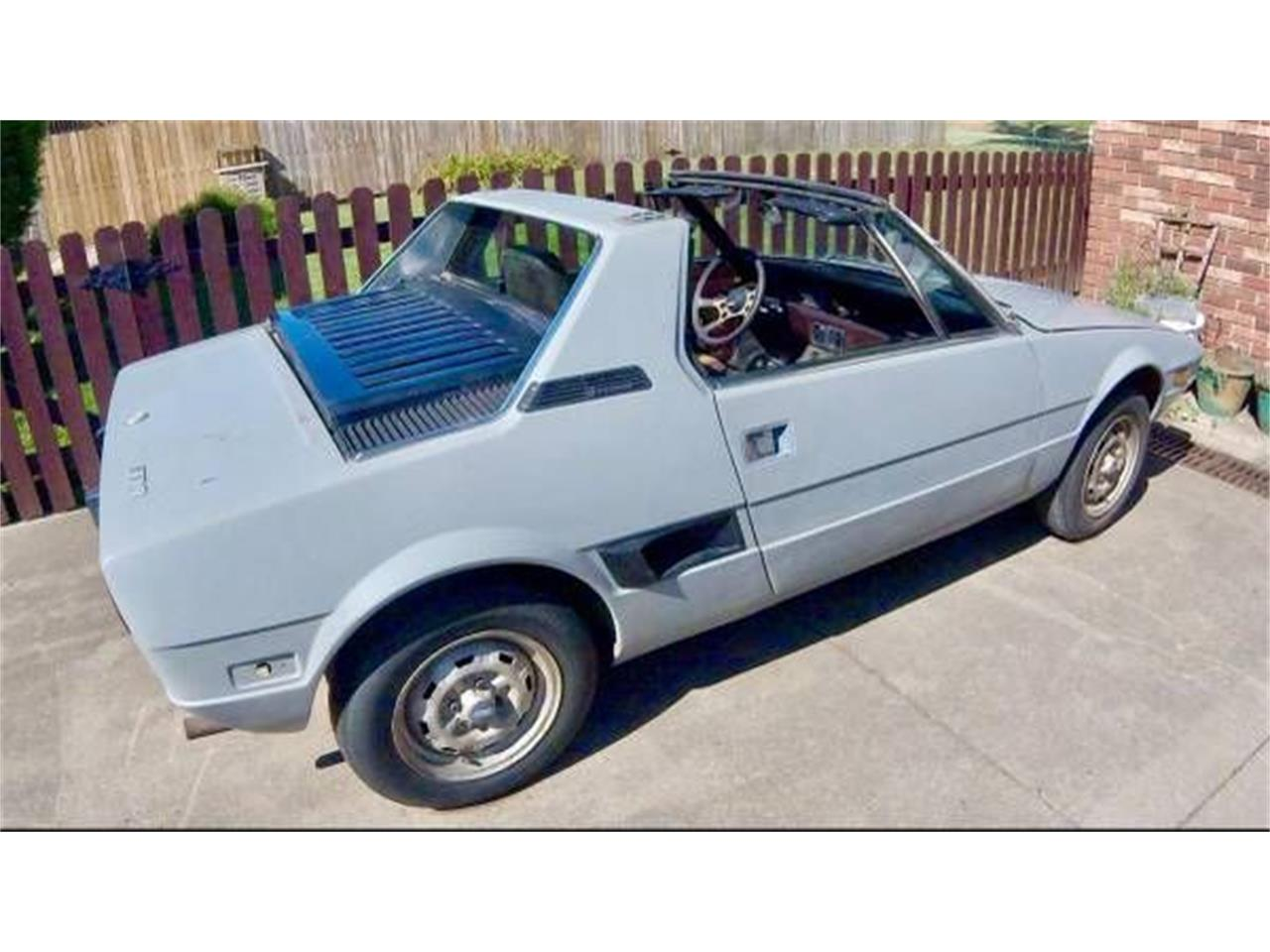 1976 fiat x1/9 for sale | classiccars | cc-1127357