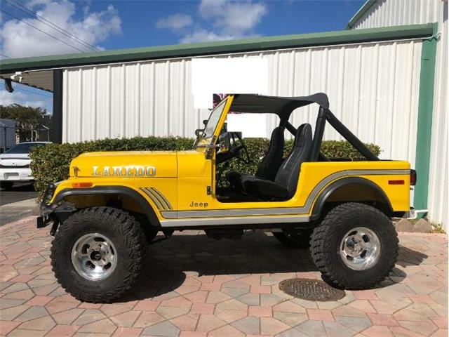 Picture of '82 Wrangler - O5VP