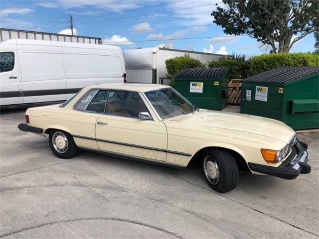 Picture of 1974 Mercedes-Benz 450SLC located in Michigan - $8,495.00 Offered by  - O5W3
