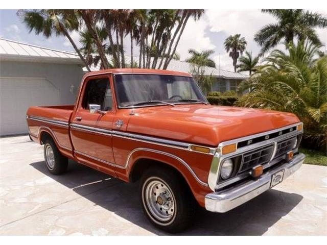 Picture of '77 F100 - O5WB