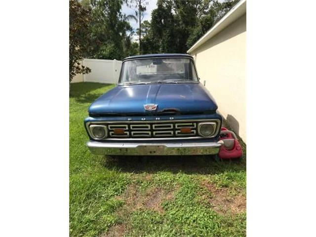 Picture of '62 F100 - O5WJ