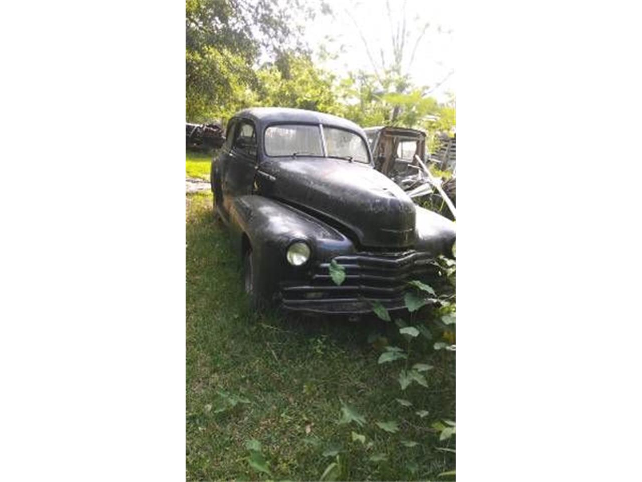 Large Picture of '48 Chevrolet Stylemaster located in Cadillac Michigan - $5,995.00 - O096